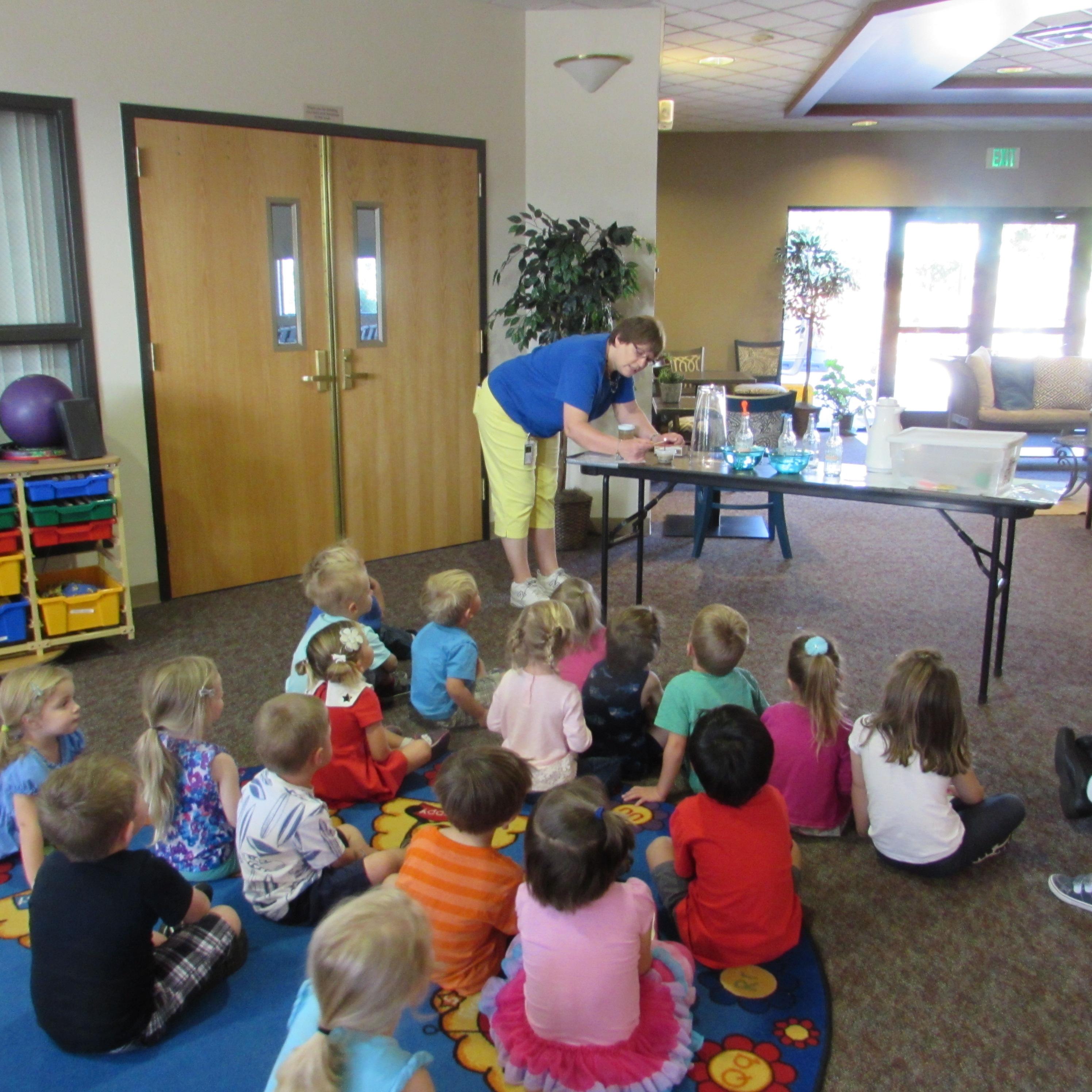Bethany Busy Bee Preschool | Providing a Balanced Early